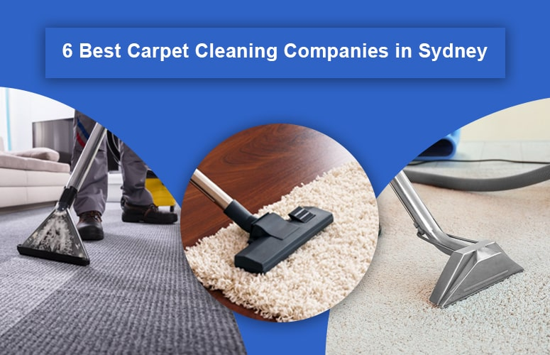 6 Best Carpet Cleaning Companies in Sydney