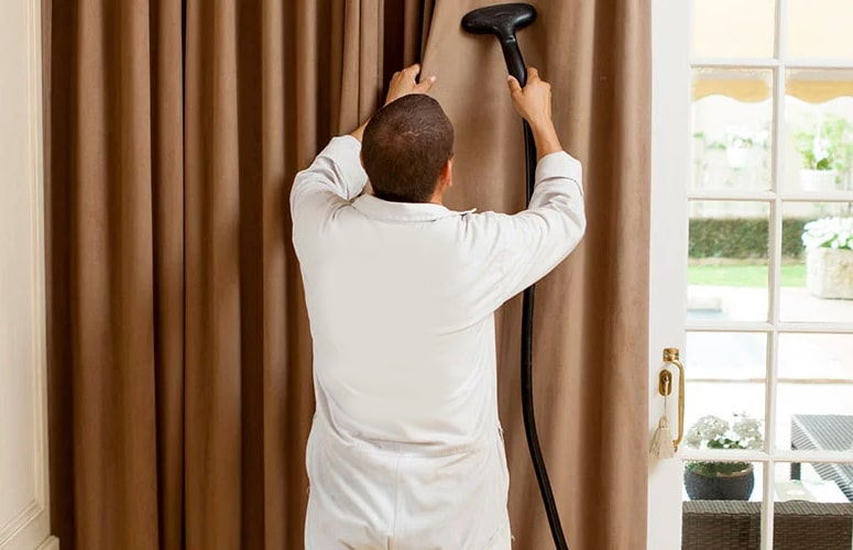 Allergy Prone; Get your Curtains Cleaned Today?