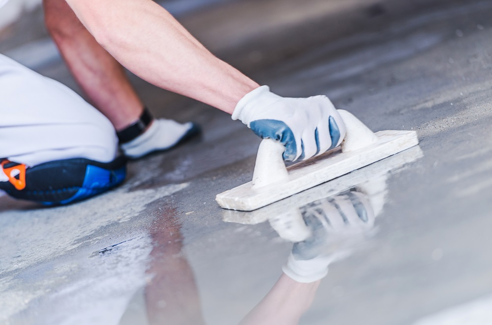 What Are The Advantages Of Self Leveling Concrete?