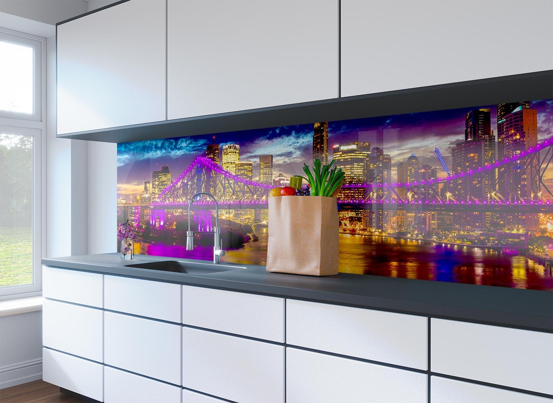 Know the Advantages and Disadvantages of Glass Splashbacks Craigieburn