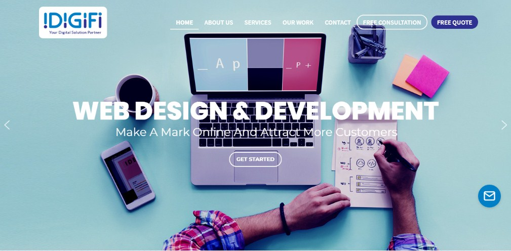 7 most important things for web design Adelaide
