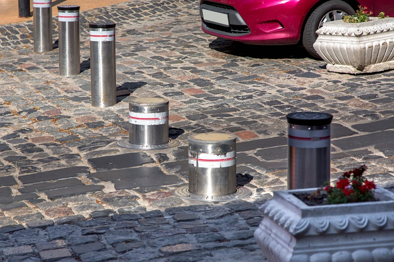 Find Safety, Security and Design Value With Automatic Bollards