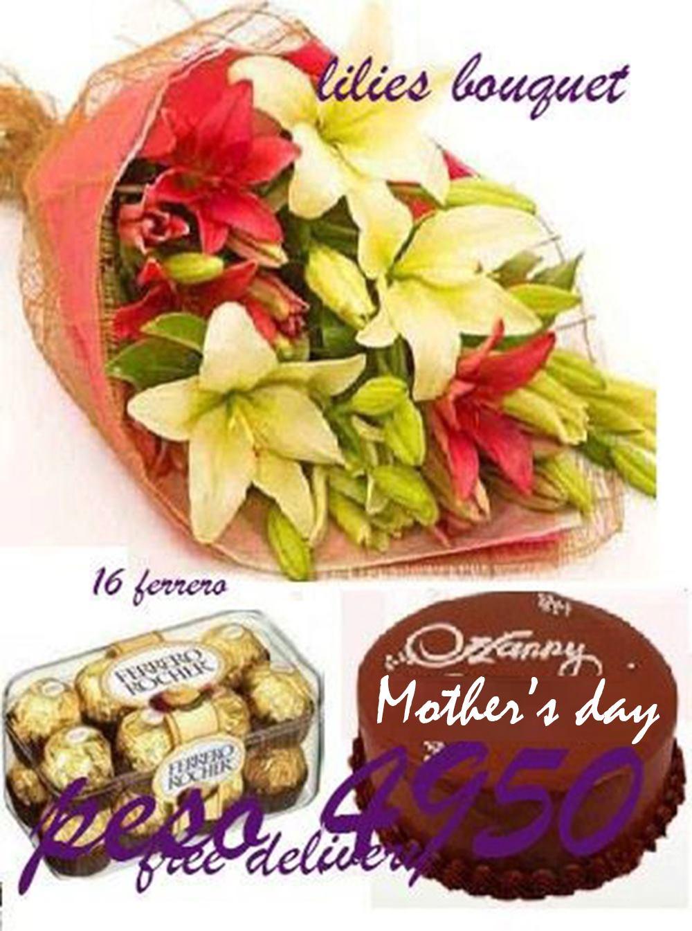 chocolate basket Philippines