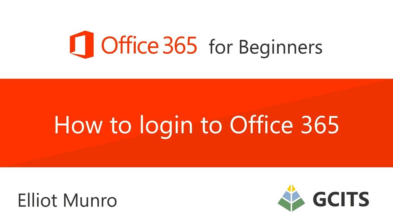 Office login