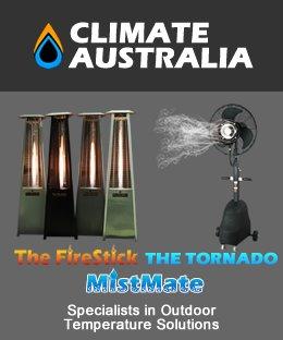 CLIMATE AUSTRALIA PTY LTD