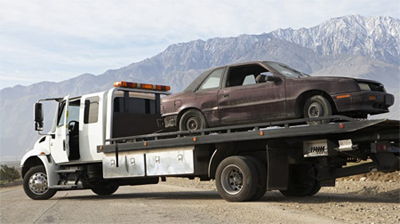 Wrecked Car Removal - Car Removal Queensland