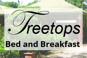 TREETOPS Bed and Breakfast
