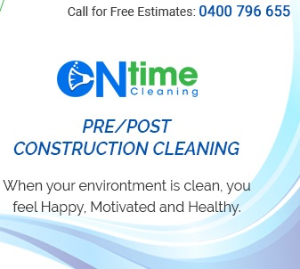 On Time Cleaning Services