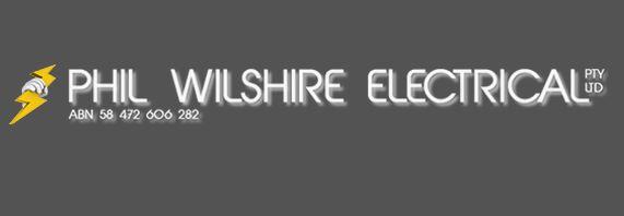 Phil Wilshire Electrical pty ltd