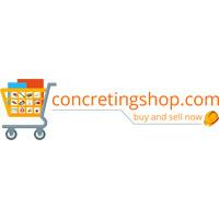 Concreting Shop - Concrete Equipment for Sale