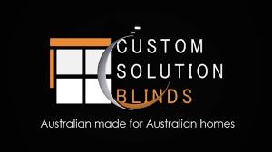 Custom Solution Blinds