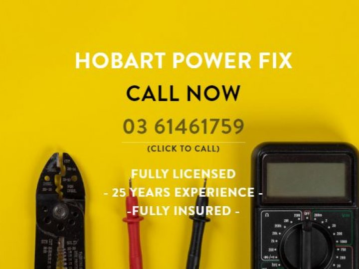 Hobart Power Fix