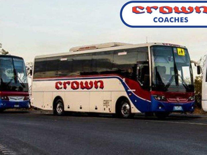 Bus Hire Melbourne - Crown Coaches