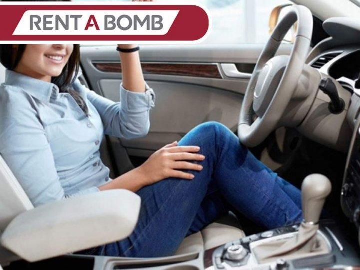 Rent A Bomb Car Rentals South Melbourne