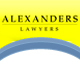 Alexanders Lawyers