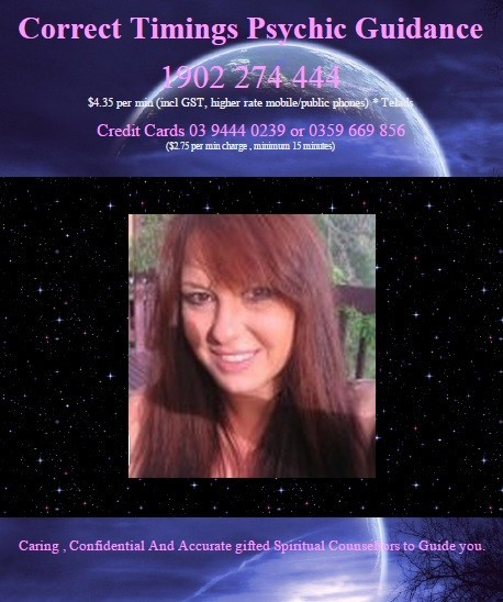 Psychic Guidance by Diandra