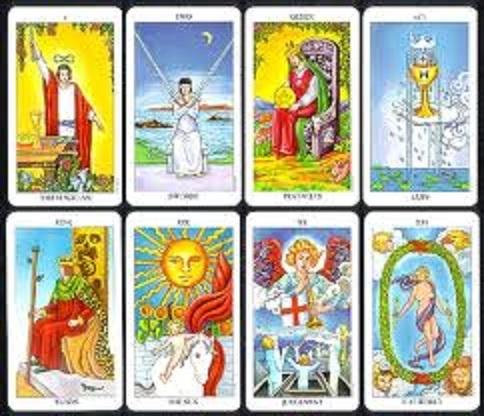 Tarot Card Readings by Karen