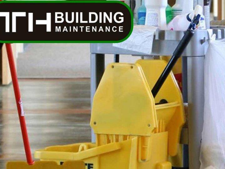 TH Building Maintenance Services - Carpet Cleaning Granville
