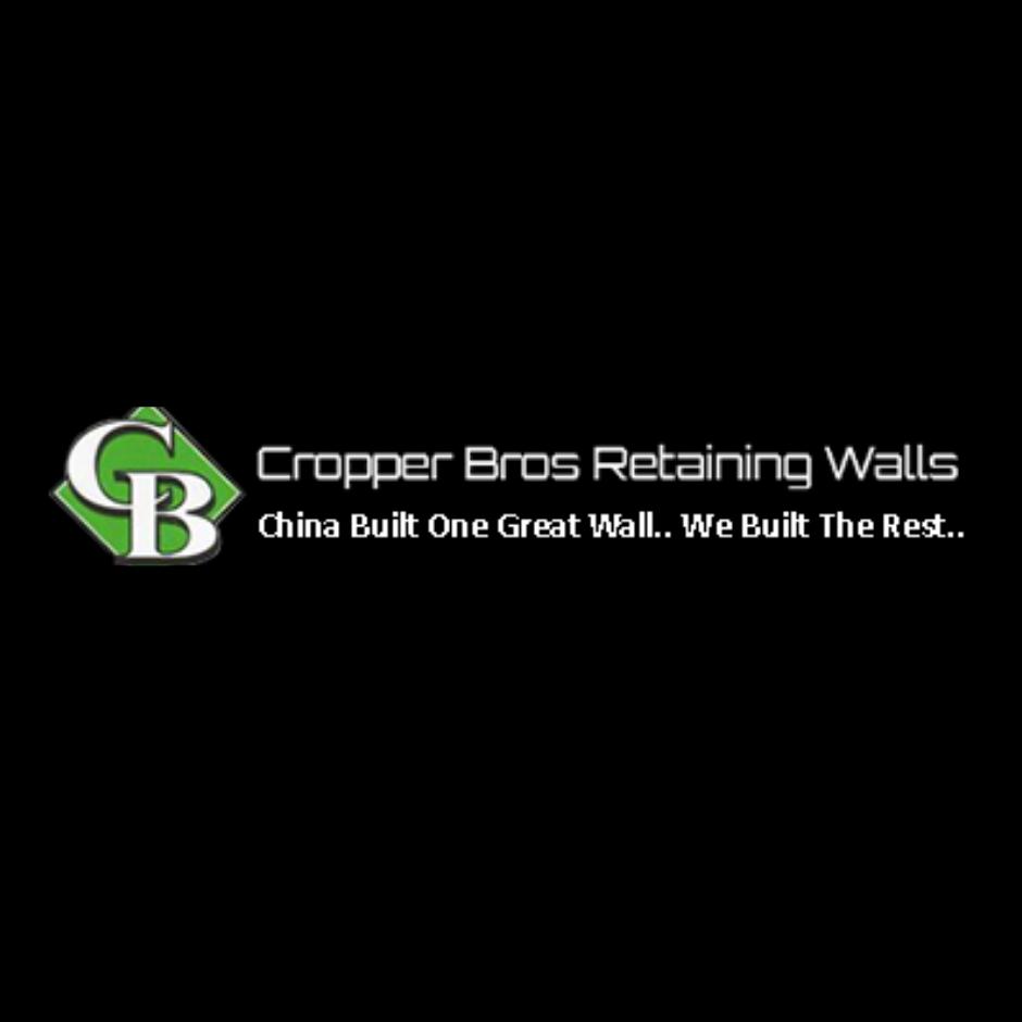 Cropper bros Retaining Walls