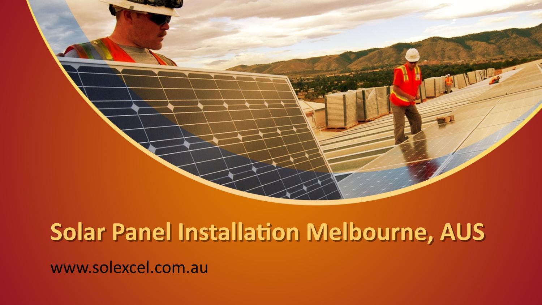 Solar Panels Melbourne & Solar Power Melbourne