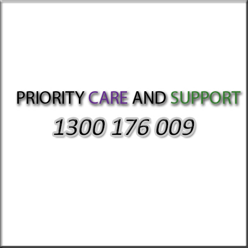 Priority Care and Support