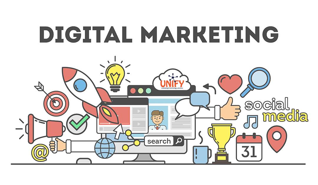 Digital Marketing Means Business Survival During Economic Times