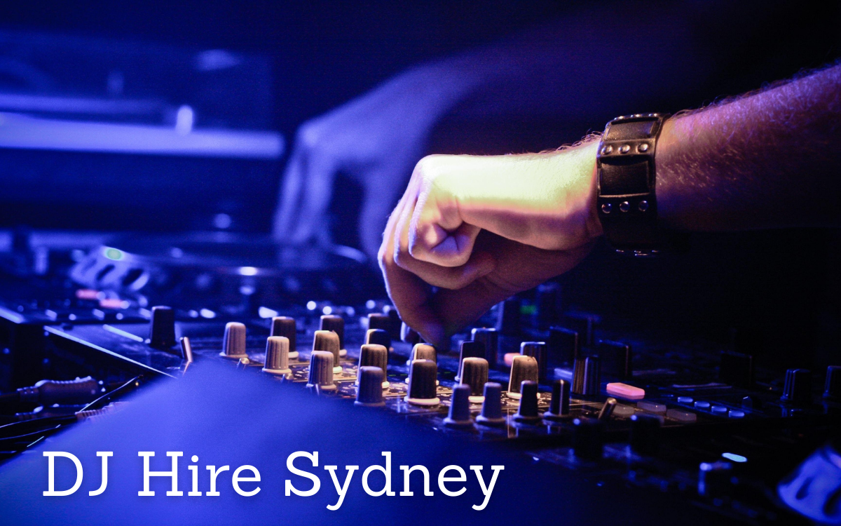 Planning an Awesome Dj Party! Hire Dj in Sydney from Cr Lighting & Audio