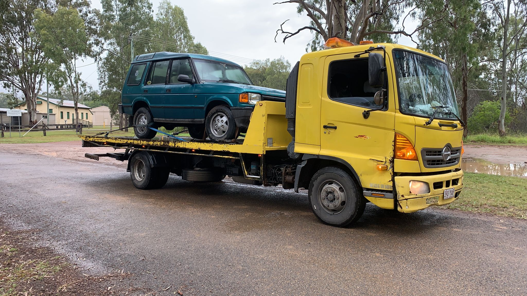 How Much Does Scrap Trucks Removal Cost In Brisbane