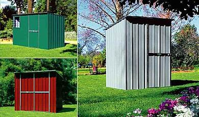 Garden Sheds Perth | Quality Sheds & Garages | All Style Sheds