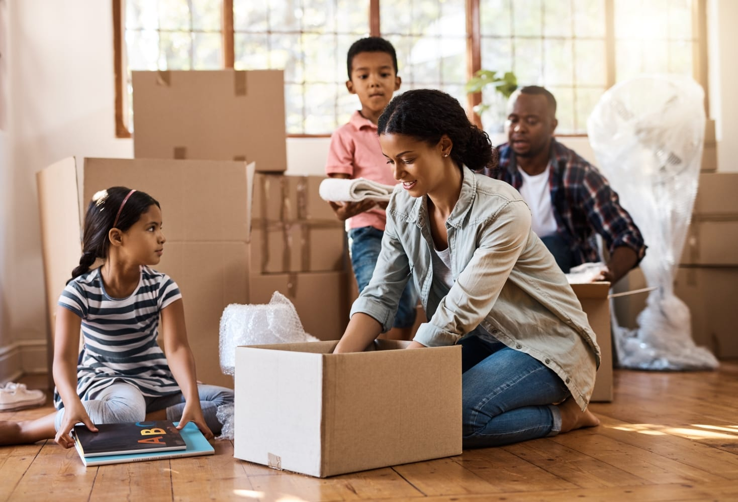 Hassle Free Moving Checklist
